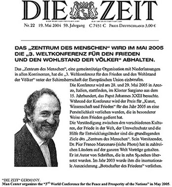 Die Zeit, 19 Maggio 2004
